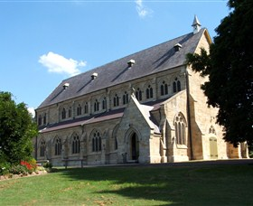 St Peters Anglican Church - Townsville Tourism