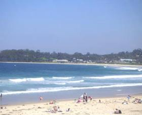 Mollymook Surf Beach - Townsville Tourism