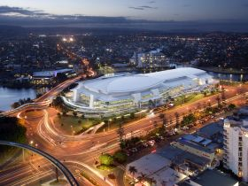 Gold Coast Convention and Exhibition Centre - Townsville Tourism