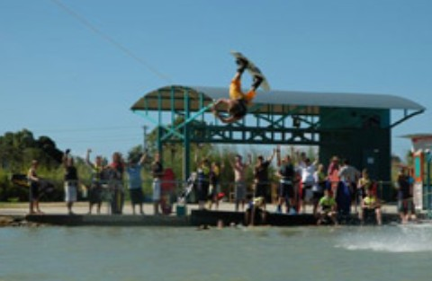 Cable Ski Cairns - Townsville Tourism