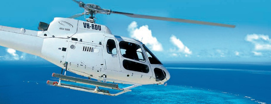 Heli Charters Australia - Townsville Tourism