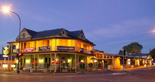Torrens Arms Hotel - Townsville Tourism
