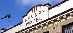 London Hotel and Restaurant - Townsville Tourism