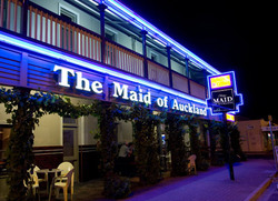 Maid of Auckland Hotel - Townsville Tourism