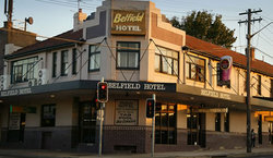 Belfield Hotel - Townsville Tourism