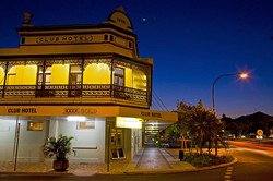 The Club Hotel - Townsville Tourism