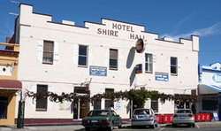 Shire Hall Hotel - Townsville Tourism
