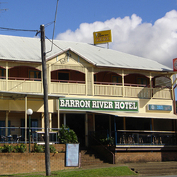 Barron River Hotel - Townsville Tourism