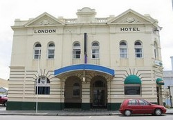 The London Hotel - Townsville Tourism