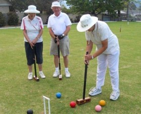 Nowra Croquet Club - Townsville Tourism