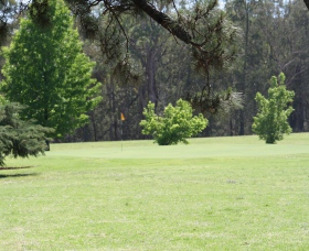 Inverell Golf Club - Townsville Tourism