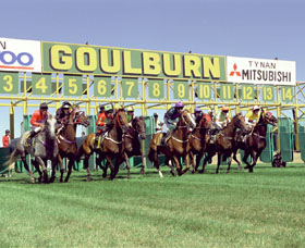 Goulburn and District Racing Club - Townsville Tourism