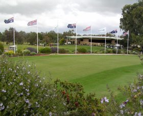 Tocumwal Golf Club - Townsville Tourism