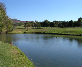 Capital Golf Club - Townsville Tourism