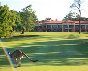 Royal Canberra Golf Club - Townsville Tourism