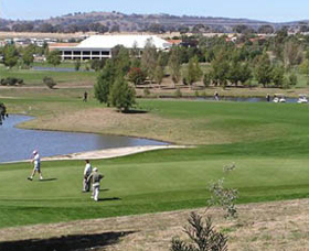 Gungahlin Lakes Golf and Community Club - Townsville Tourism