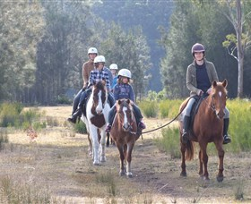 Horse Riding at Oaks Ranch and Country Club - Townsville Tourism