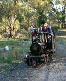 Jerilderie Steam Rail and Heritage Club Inc - Townsville Tourism