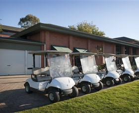 Country Club Tasmania Golf Course - Townsville Tourism