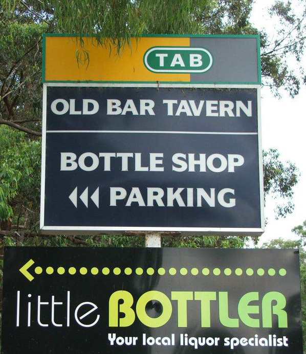 Old Bar Tavern - Townsville Tourism