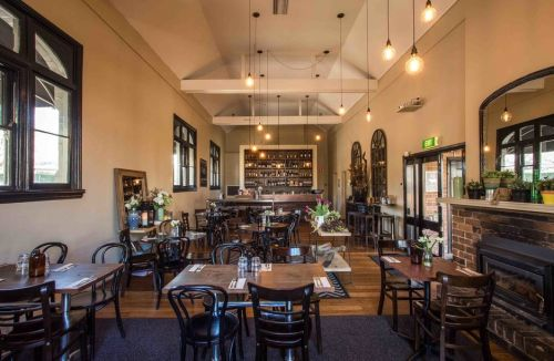 Union Bank Wine Bar - Townsville Tourism