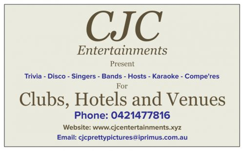 CJC Entertainments - Townsville Tourism