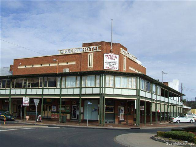 Imperial Hotel Coonabarabran - Townsville Tourism