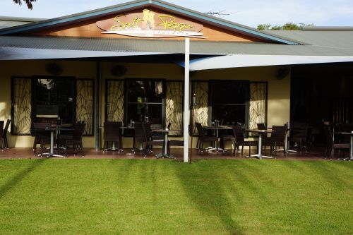 Saltnpeppa Cafe Ristorante - Townsville Tourism