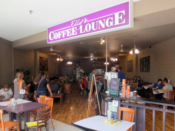 Ellys Coffee Lounge - Townsville Tourism