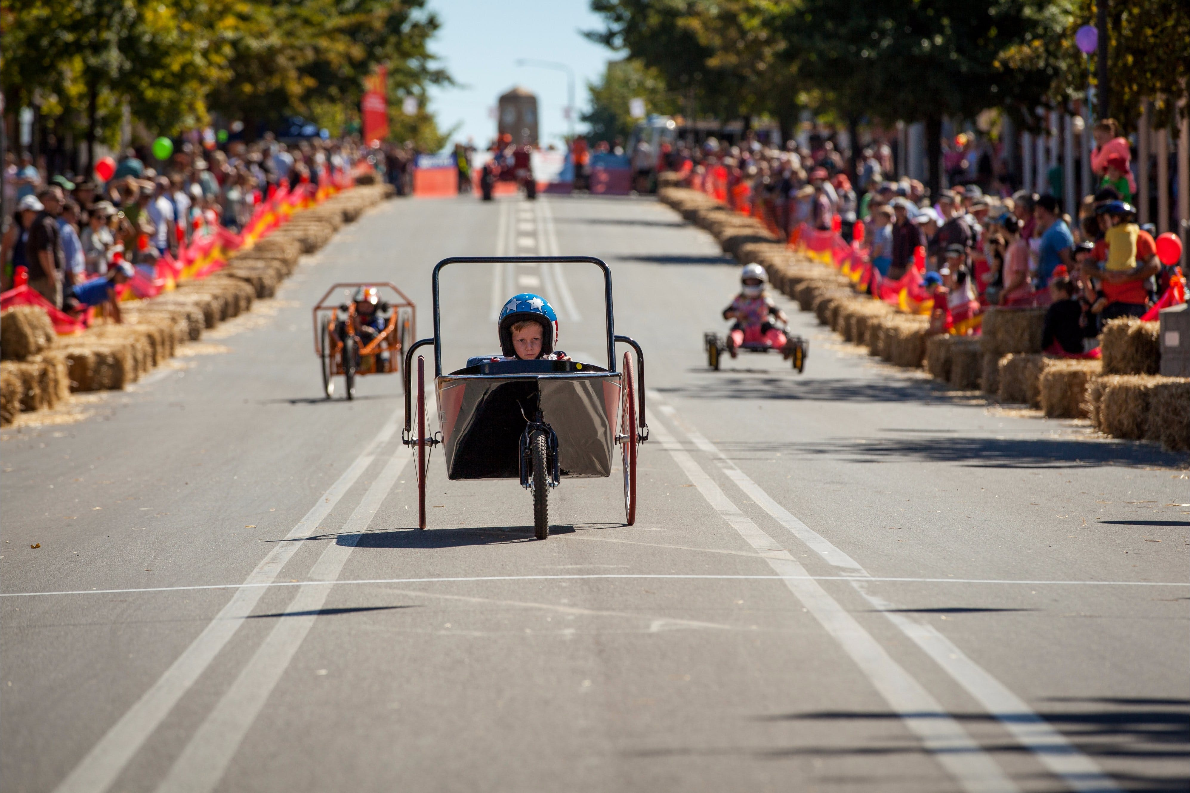 Australian Billy Cart Championships - Townsville Tourism