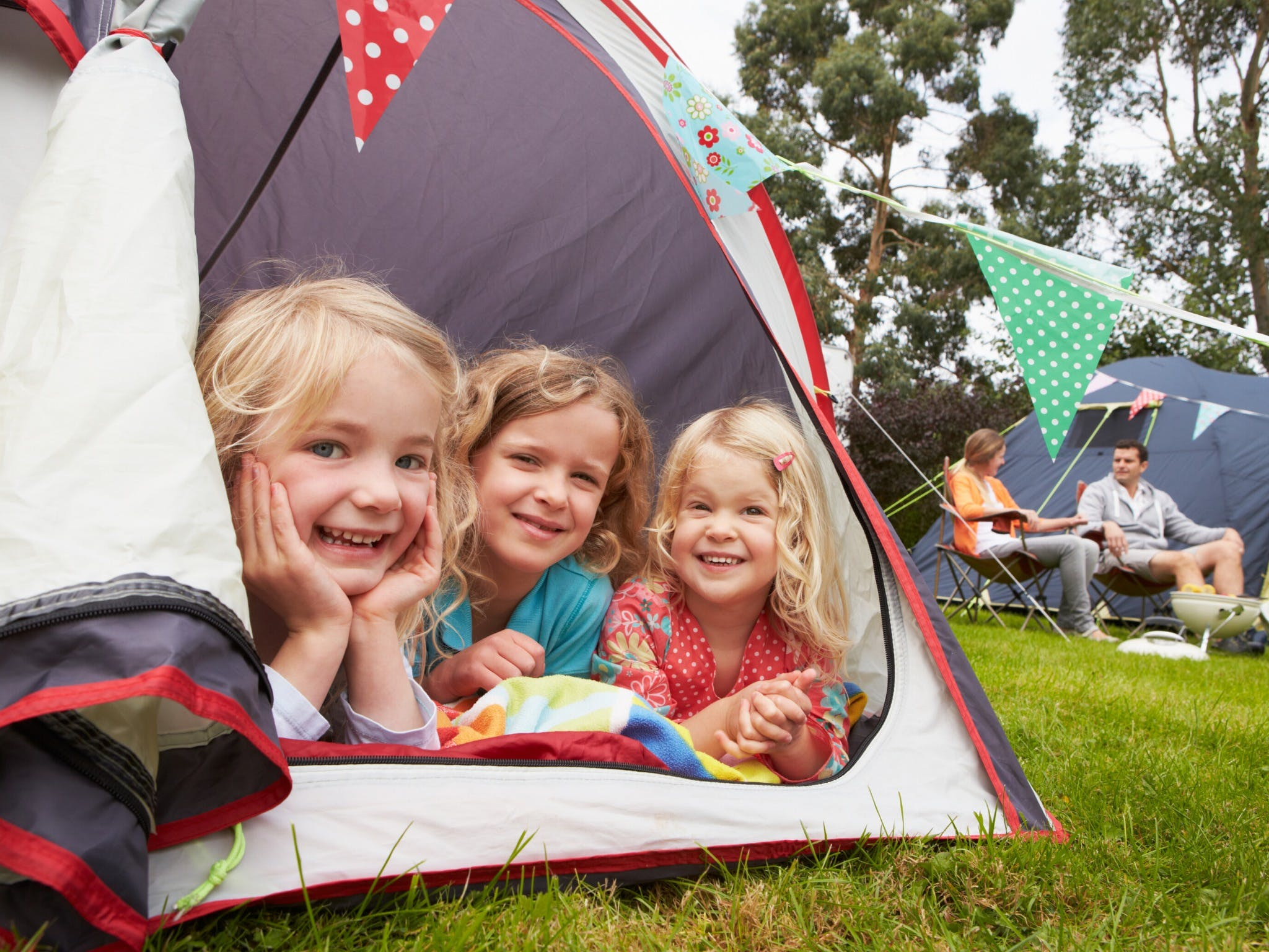 Camp Out In Town - Townsville Tourism