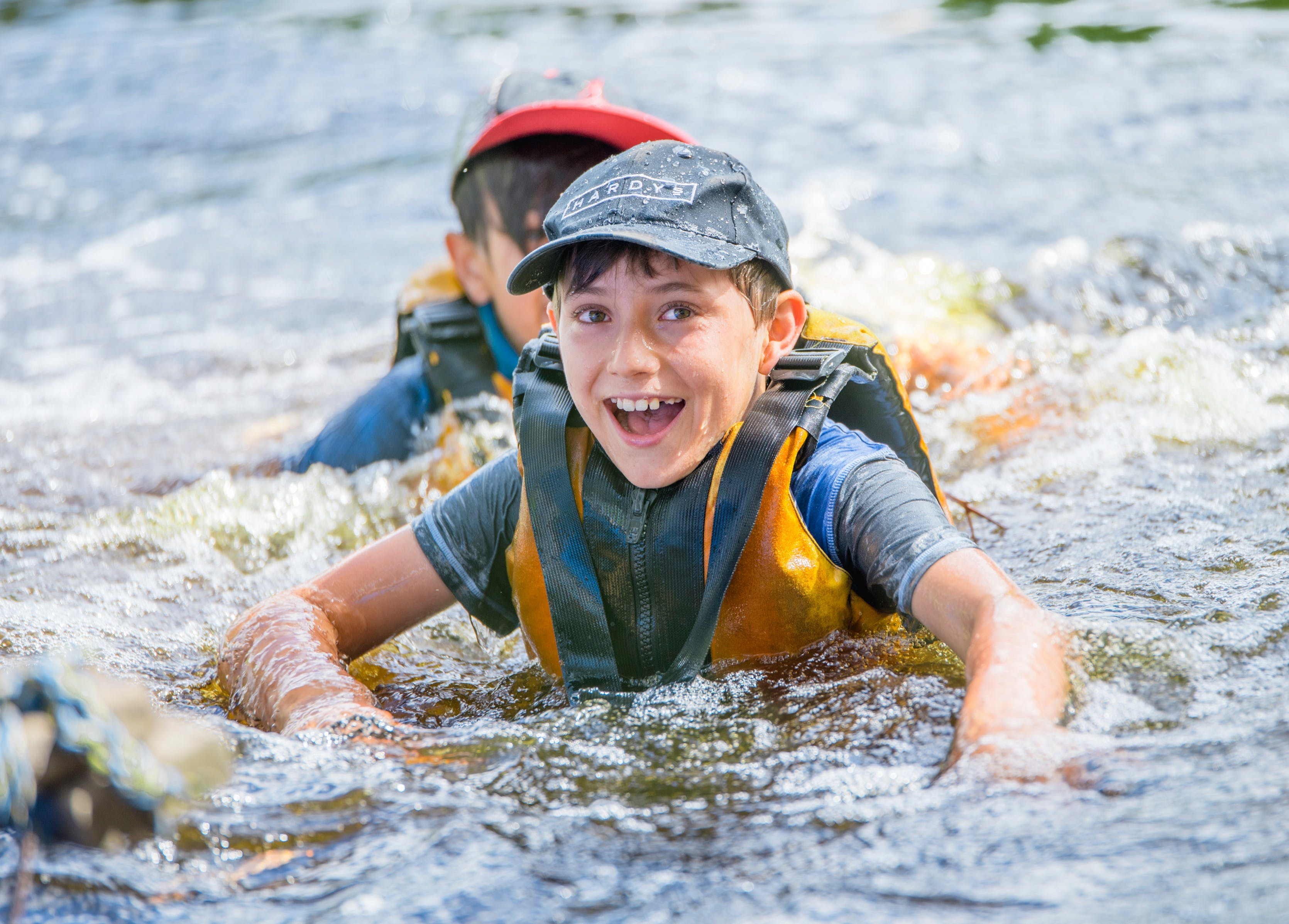 Cave Hill Creek Summer Camp - Townsville Tourism