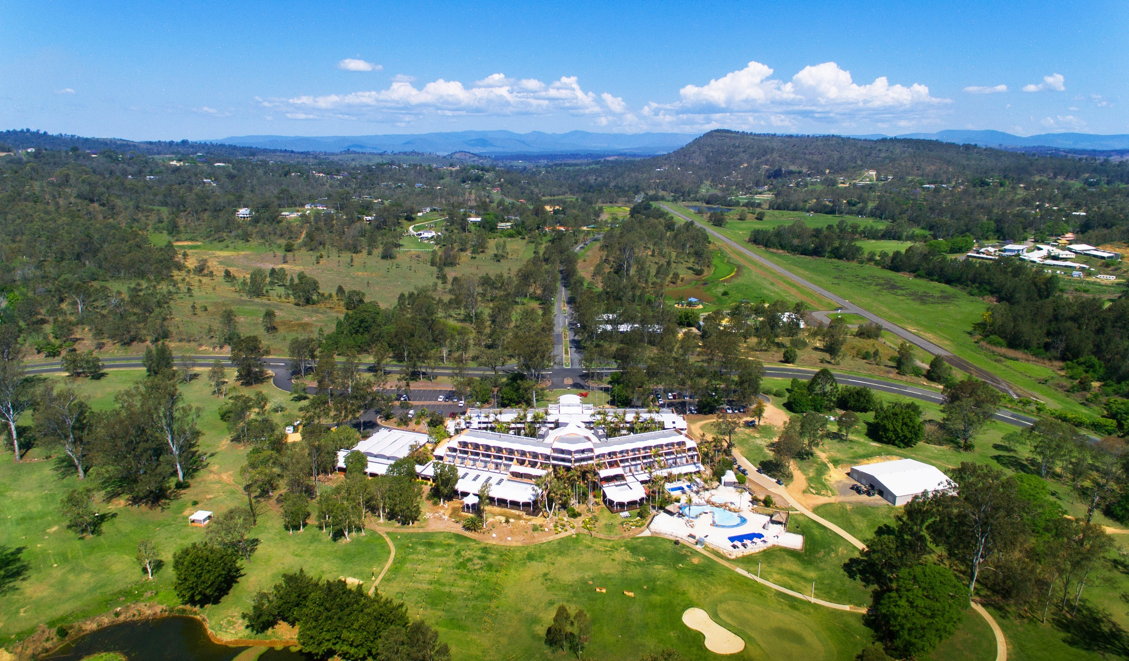 Christmas In July at The Kooralbyn ValleyResort - Townsville Tourism