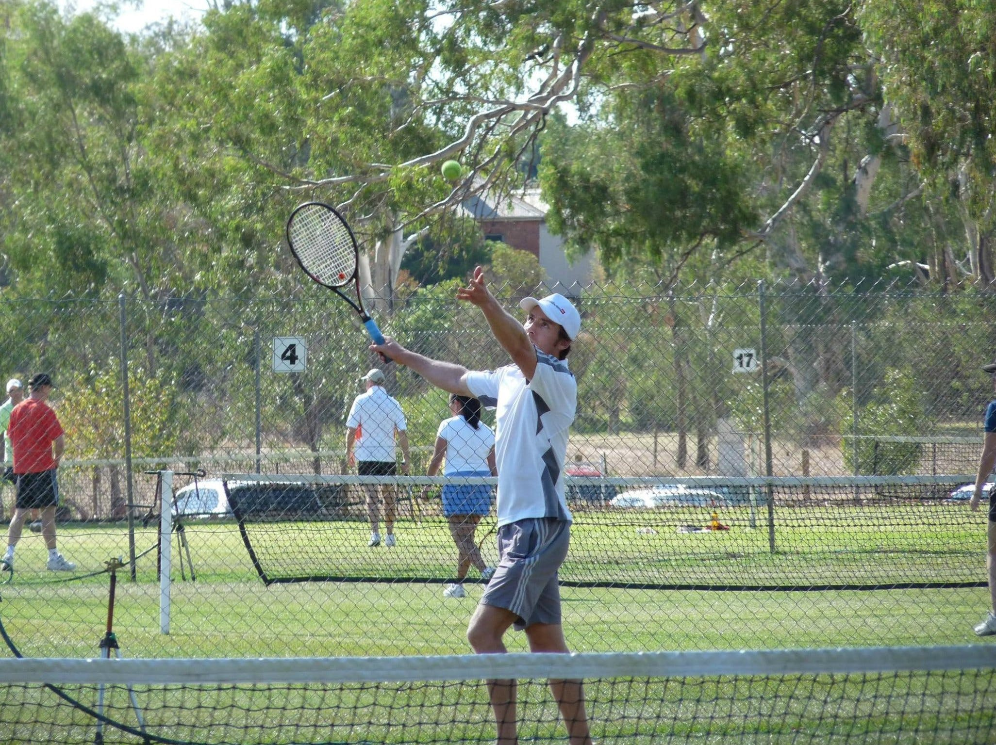 Corowa Easter Lawn Tennis Tournament - Townsville Tourism