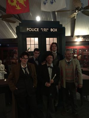 Dr Who Quiz Night - Townsville Tourism