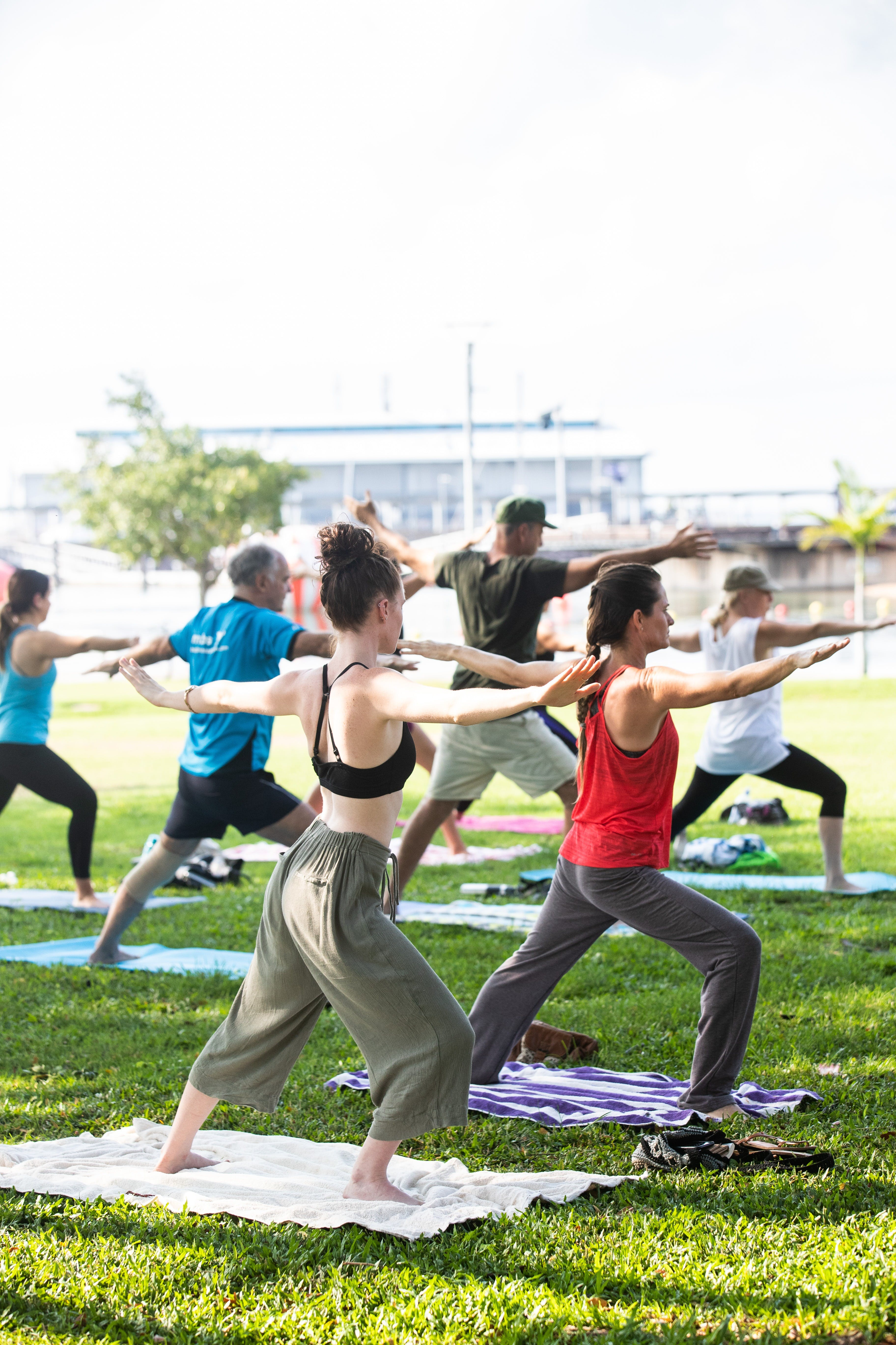Free Weekly Yoga Asana Class - Townsville Tourism