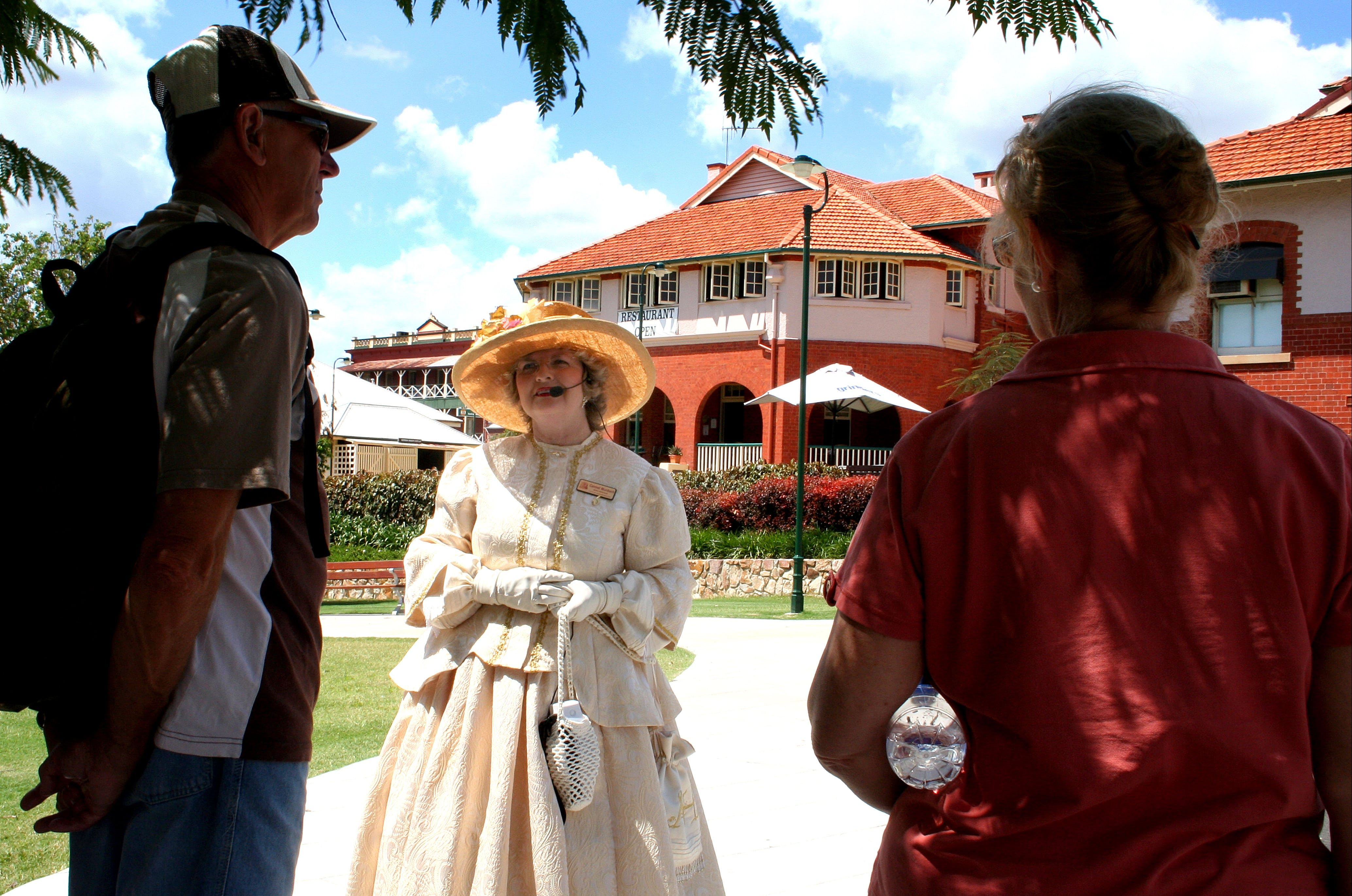 Free Guided Maryborough Heritage Walk Tour - Townsville Tourism