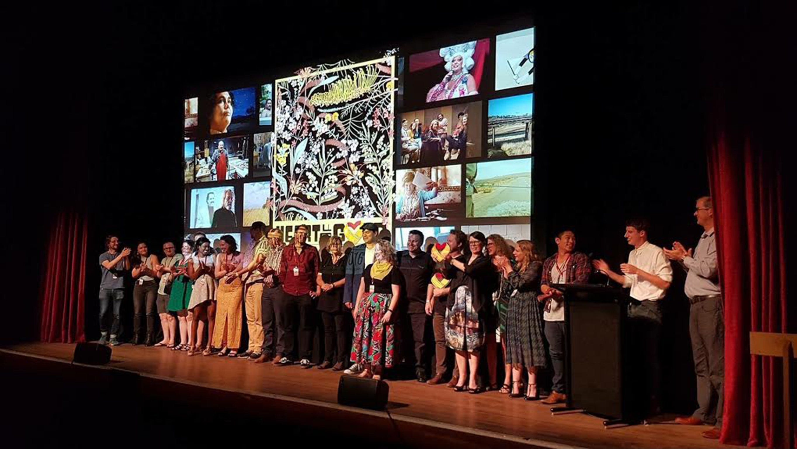 Heart of Gold International Short Film Festival - Townsville Tourism