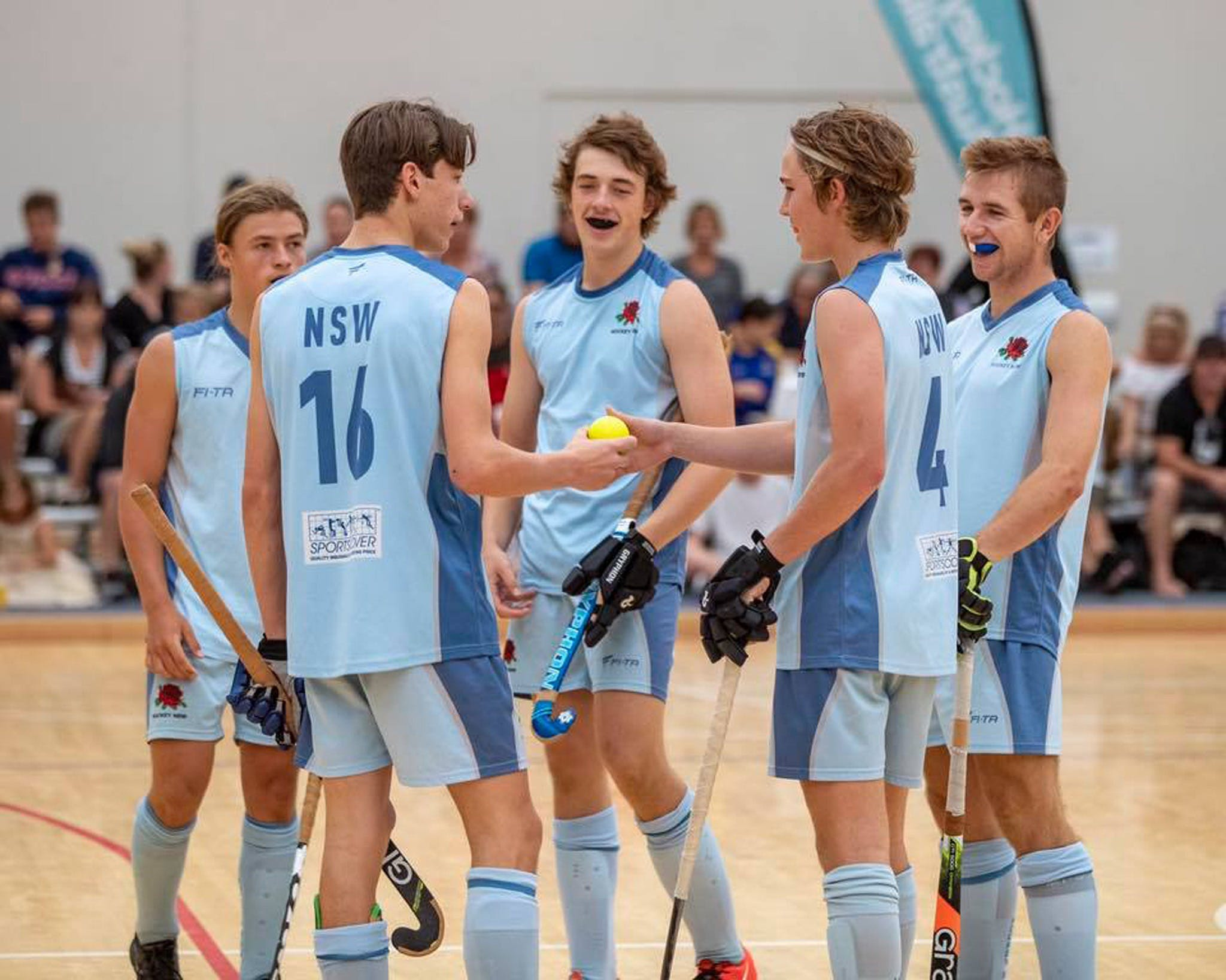 Hockey NSW Indoor State Championship  Open Men - Townsville Tourism