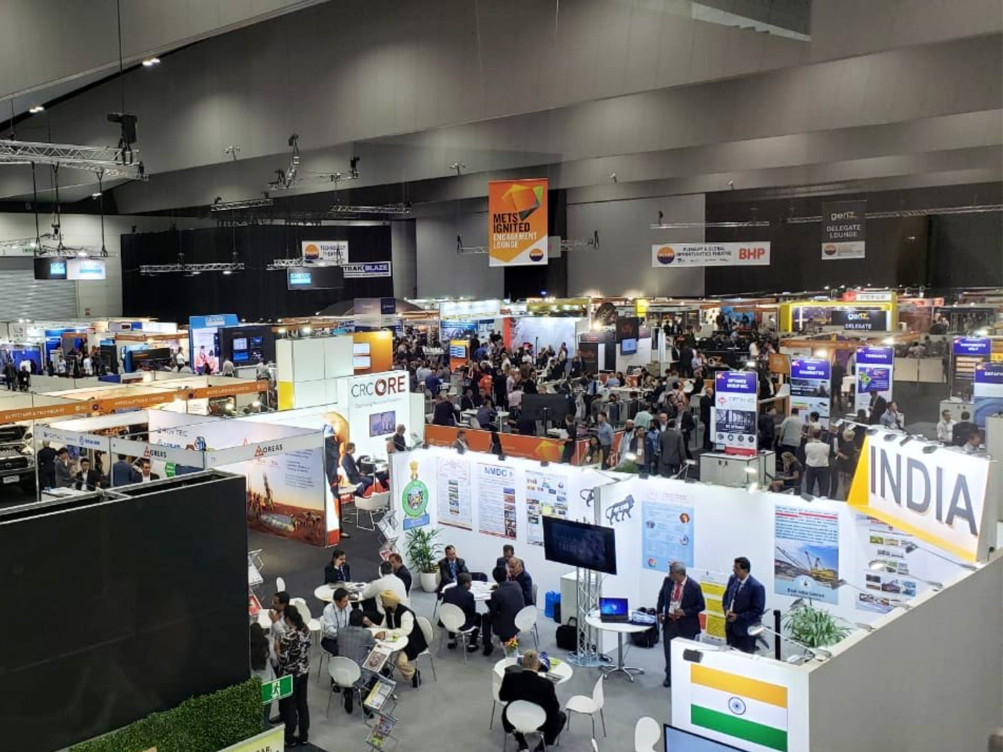 International Mining and Resources Conference IMARC - Townsville Tourism