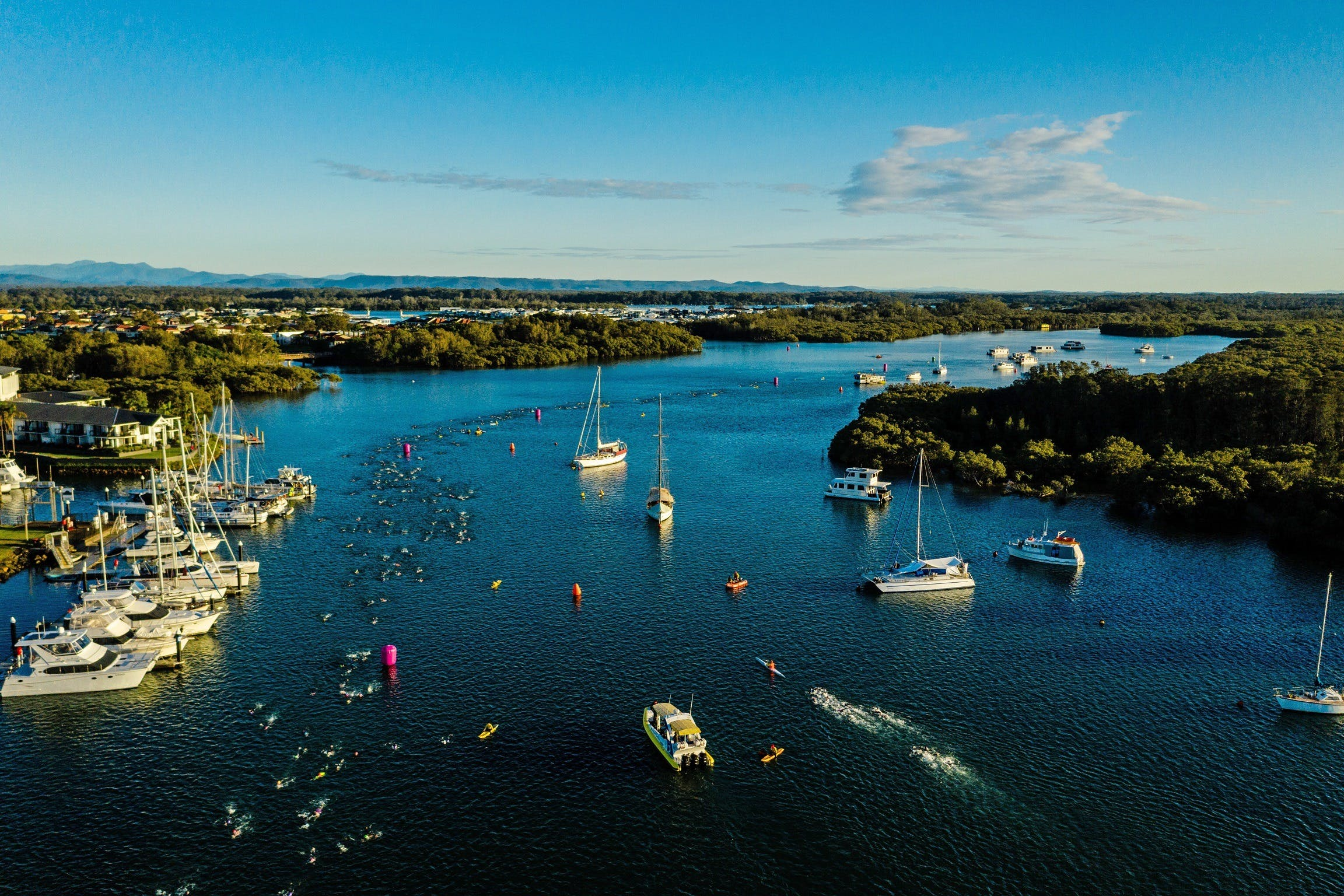 IRONMAN 70.3 Port Macquarie - Townsville Tourism