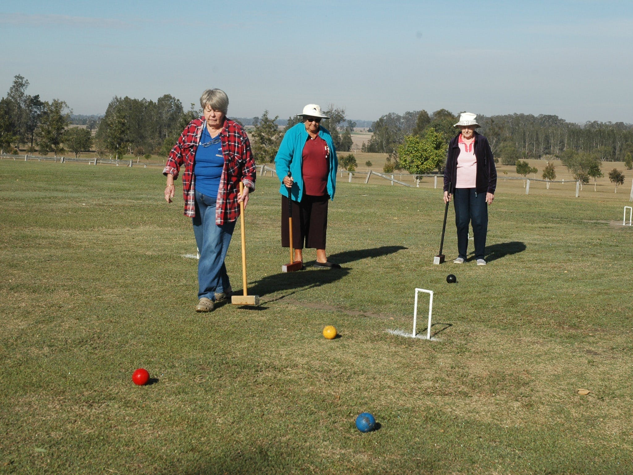 Lawrence Croquet Club - Townsville Tourism