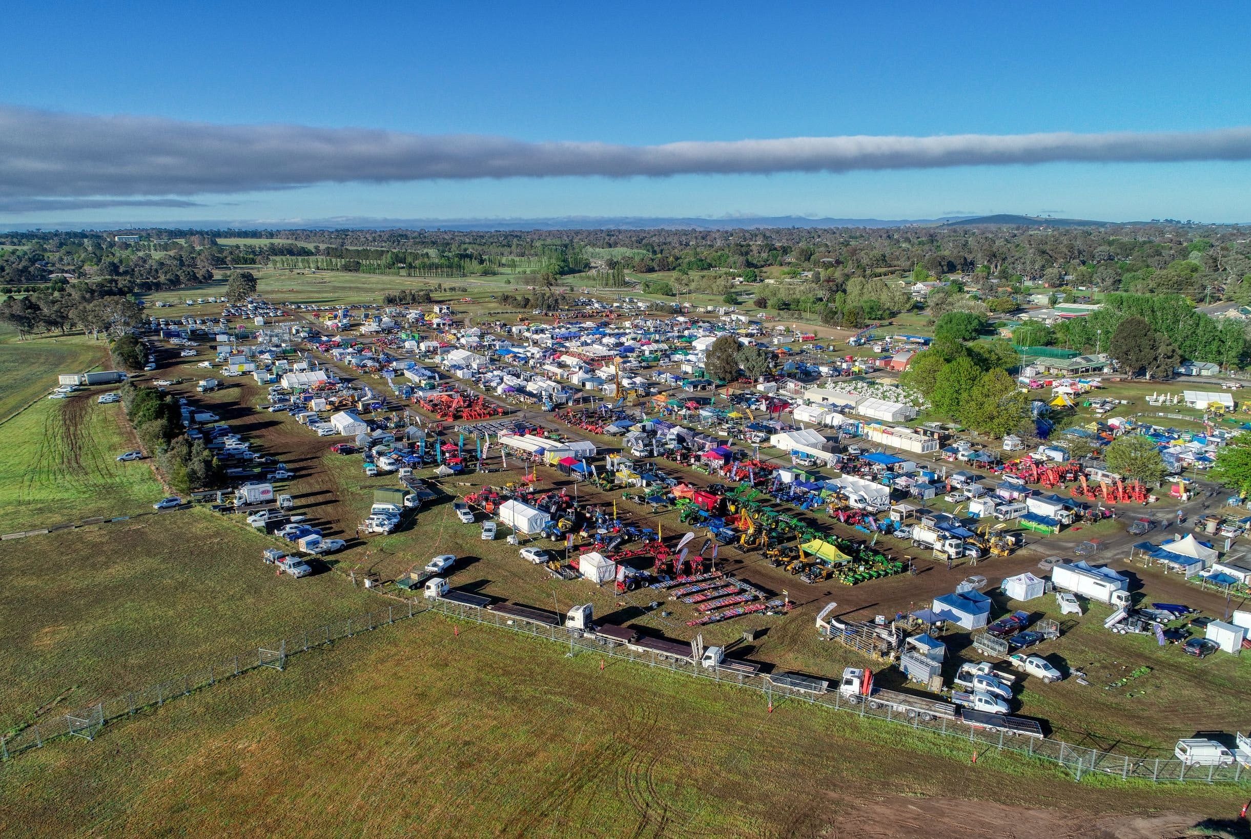 Murrumbateman Field Days - Townsville Tourism