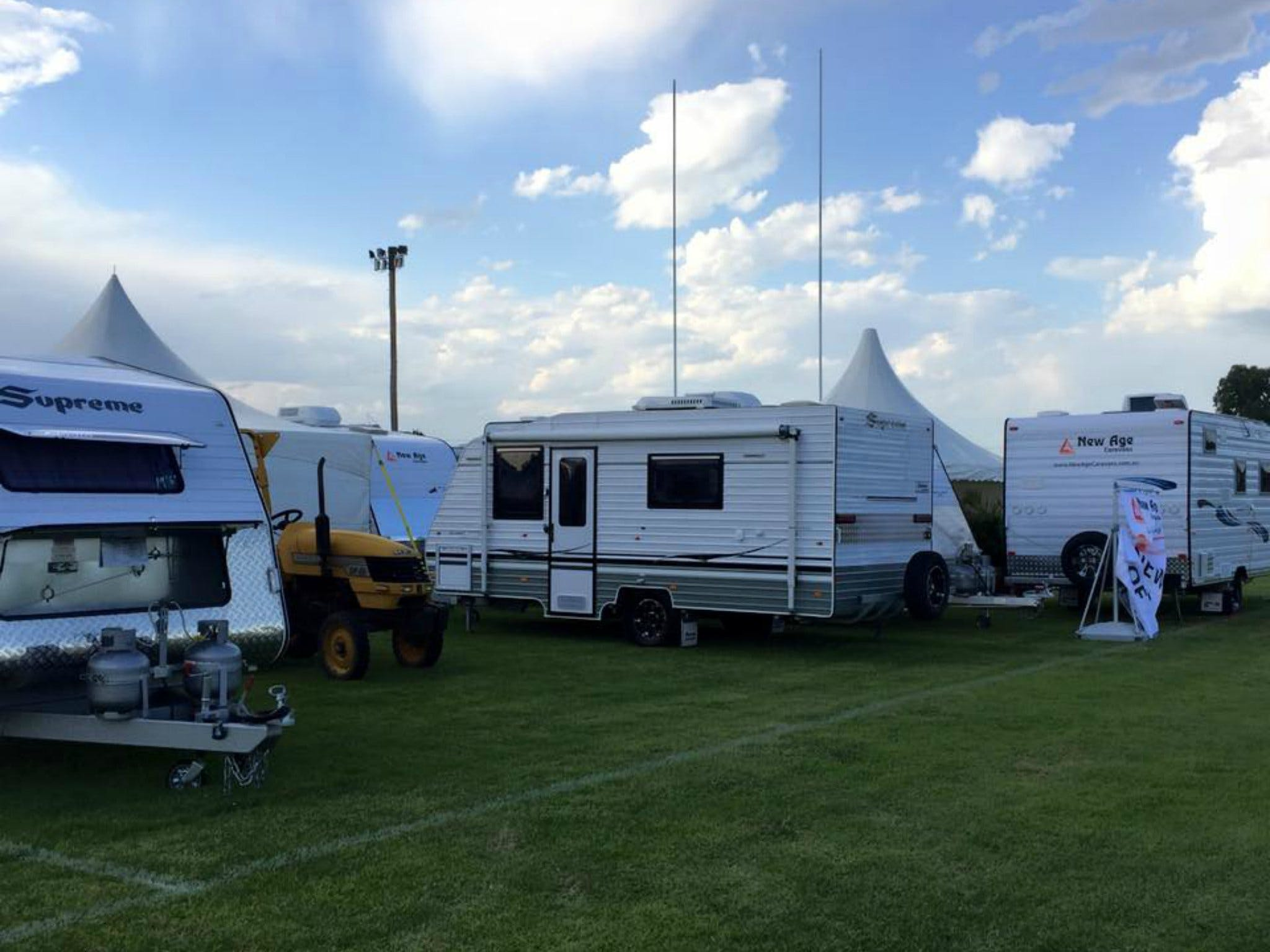 Northern Inland 4x4 Fishing Caravan and Camping Expo - Townsville Tourism