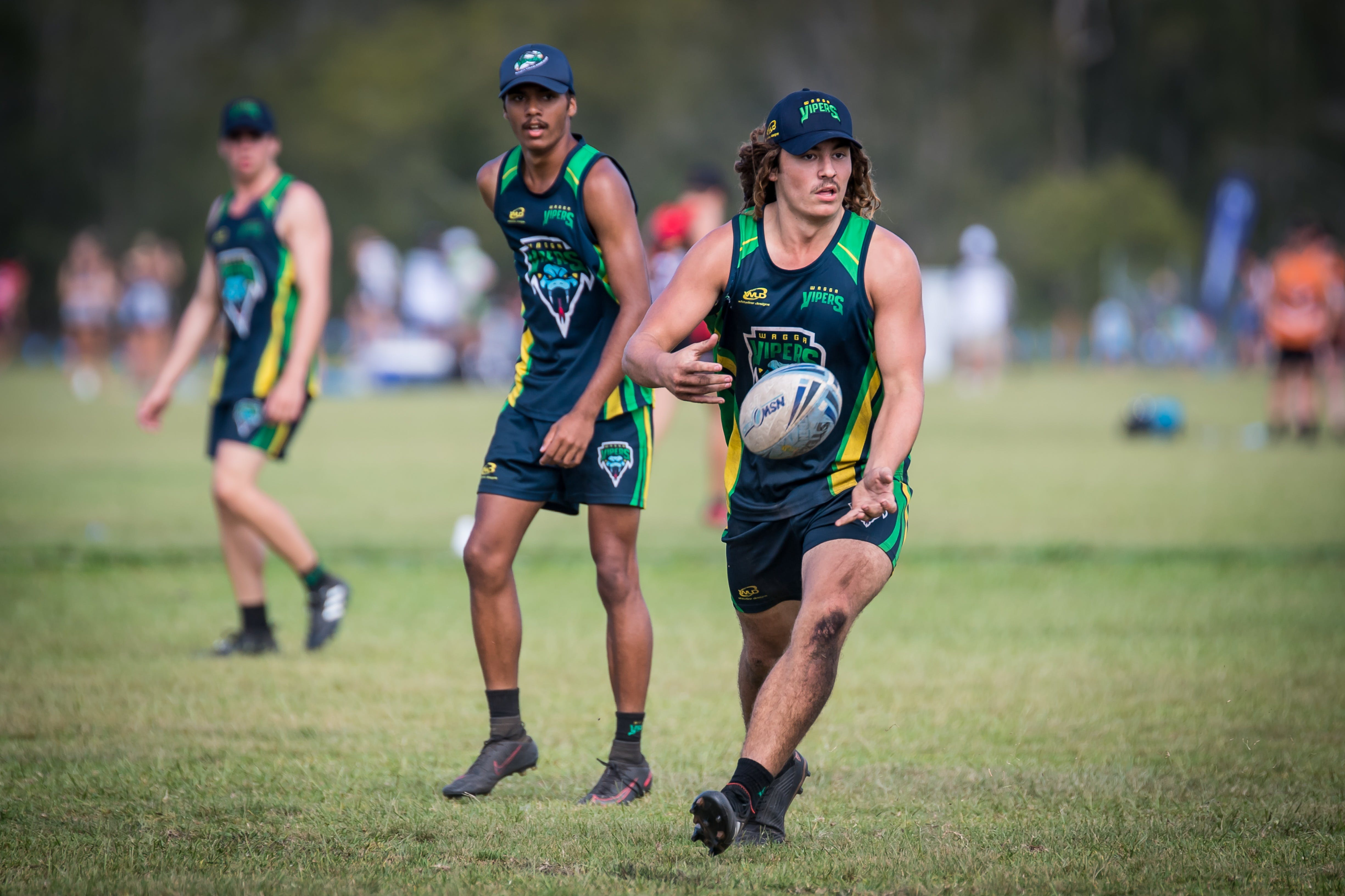 NSW Touch Junior State Cup Southern Conference - Townsville Tourism