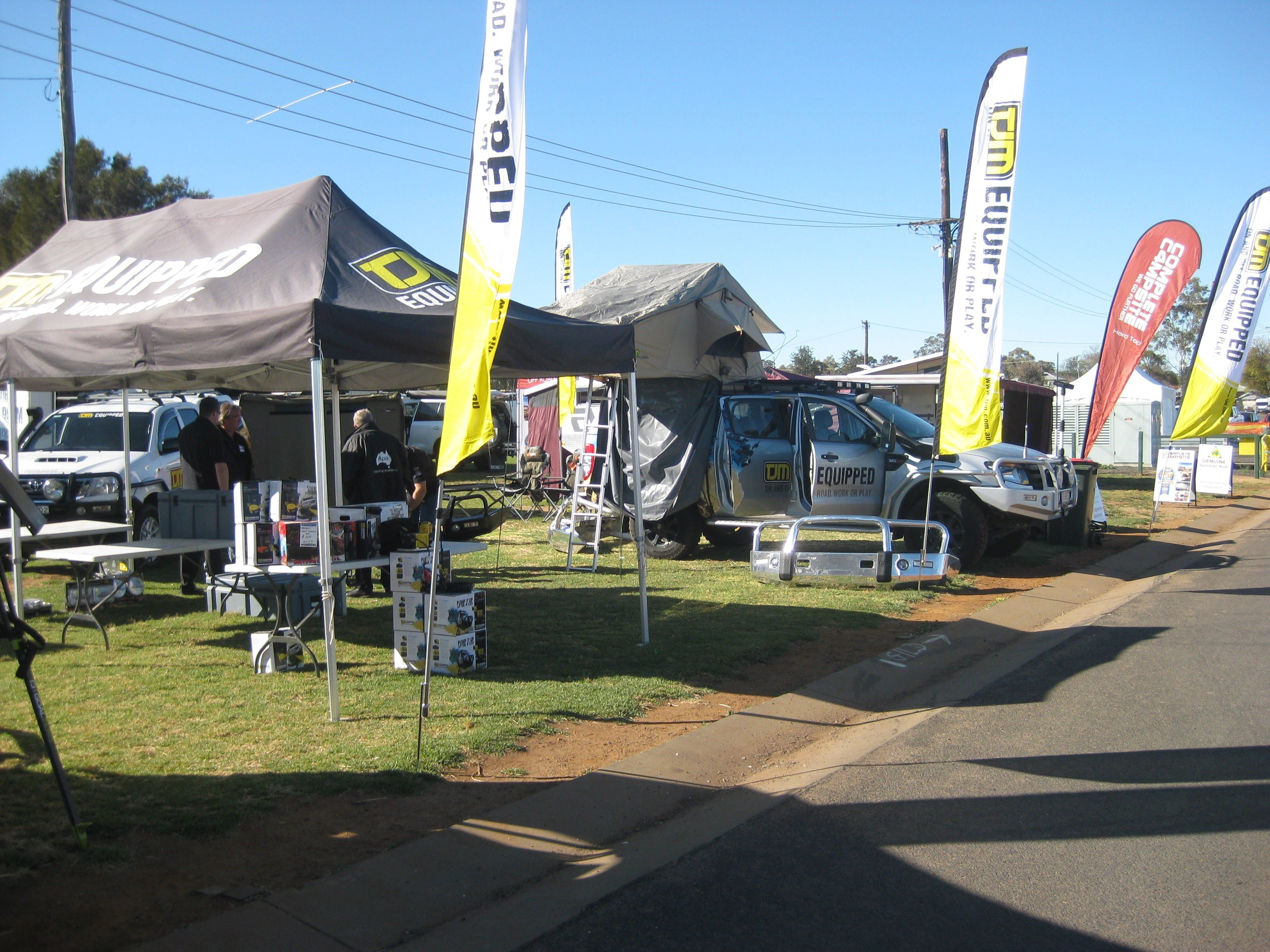 Orana Caravan Camping 4WD Fish and Boat Show - Townsville Tourism