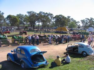 Quirindi Rural Heritage Village - Vintage Machinery and Miniature Railway Rally and Swap Meet - Townsville Tourism
