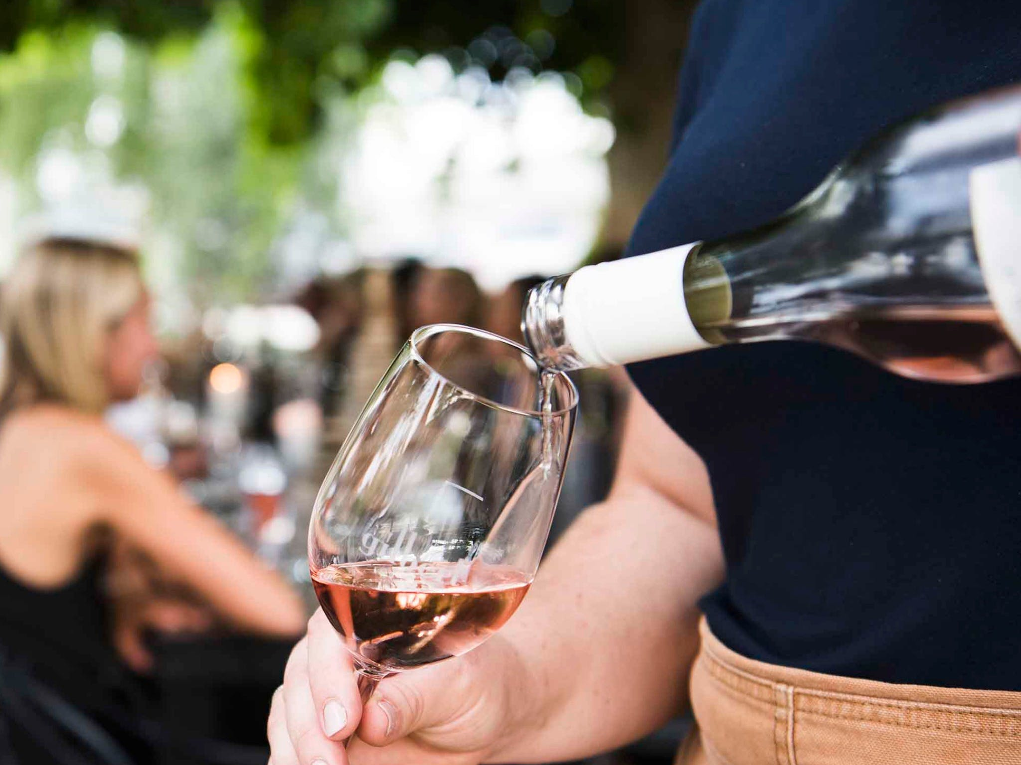 Saturday Wine Masterclass - Townsville Tourism
