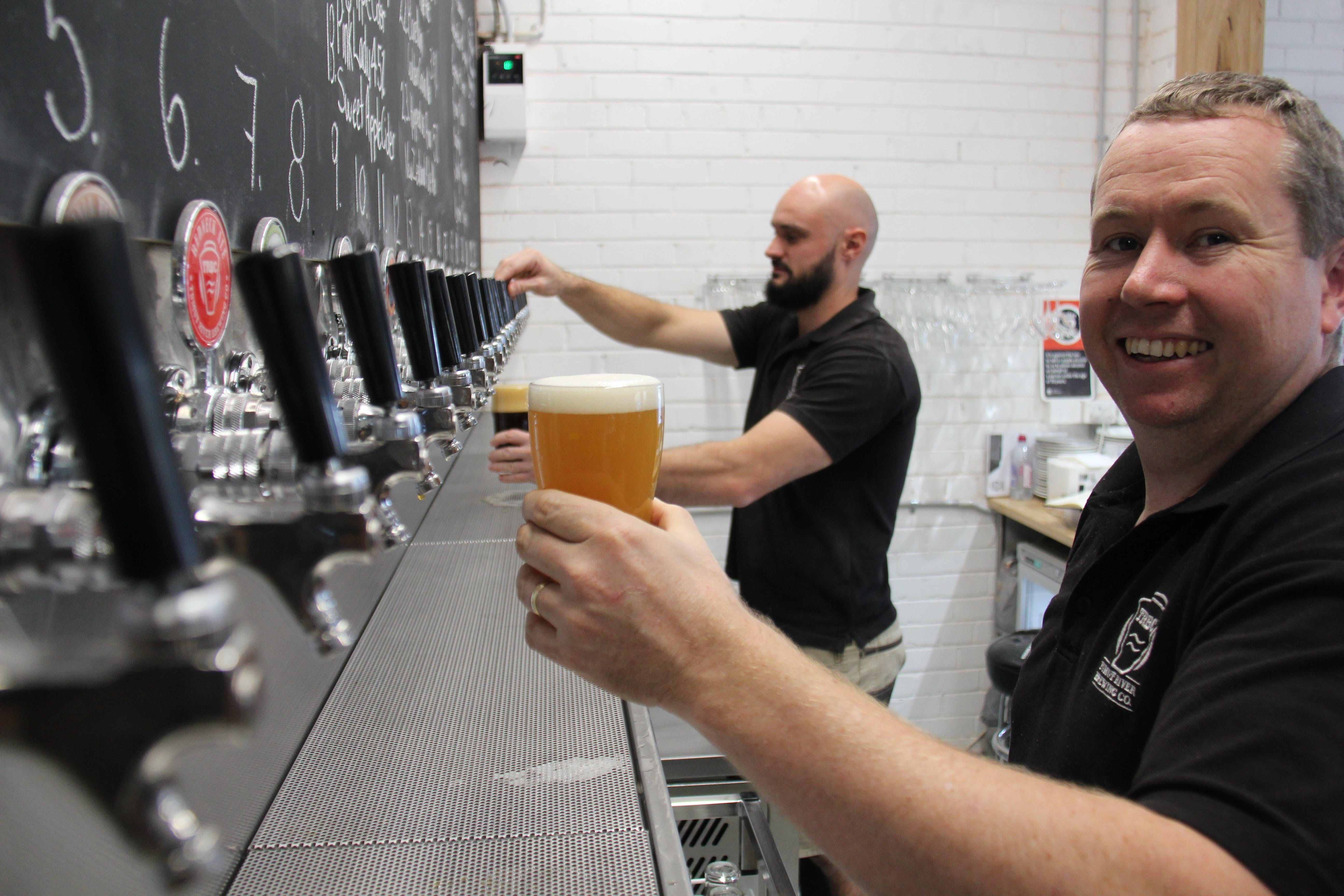 Tumut River Brewing - Brewery Tours - Townsville Tourism