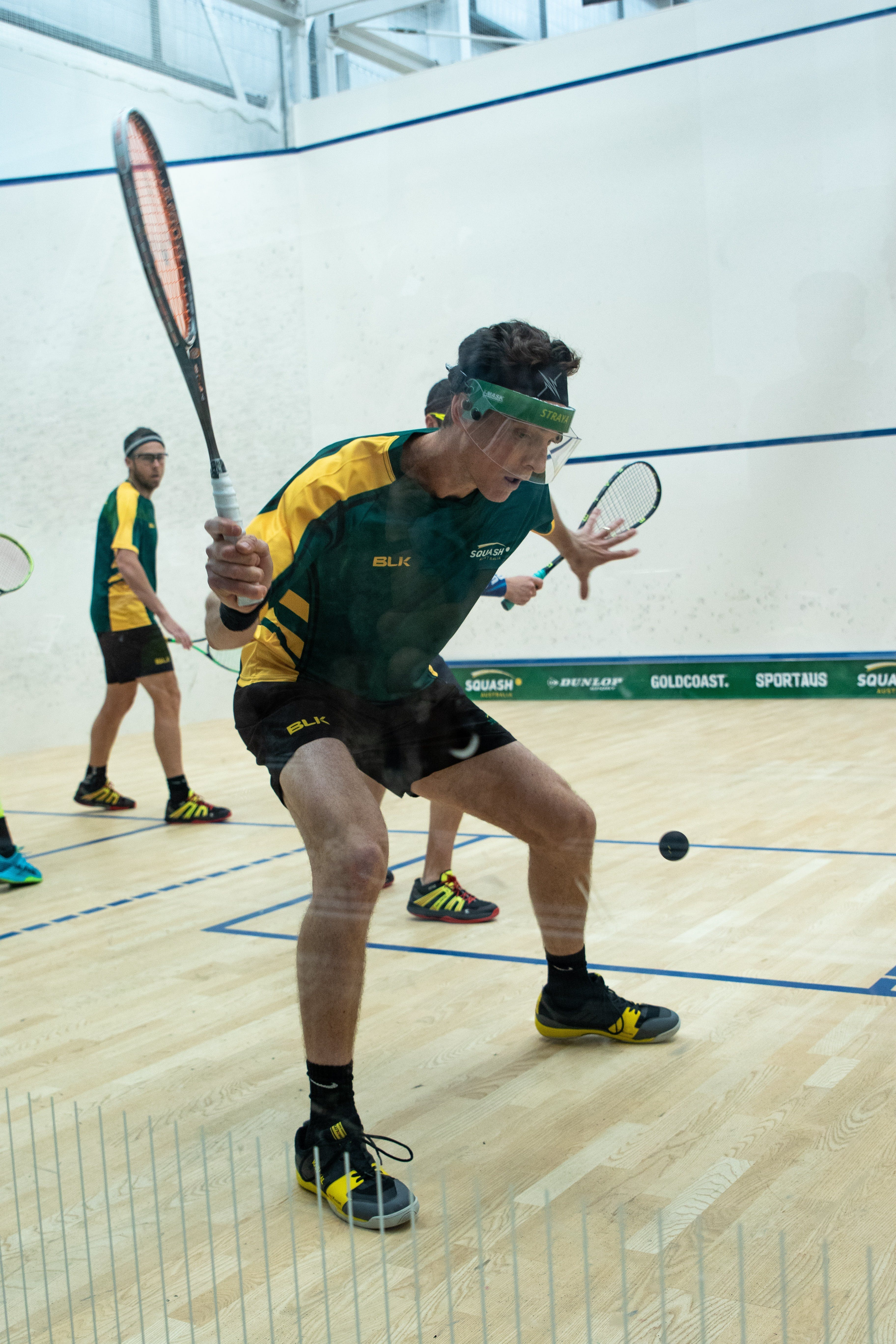 WSF World Junior Squash Championships 2020 - Gold Coast - Townsville Tourism